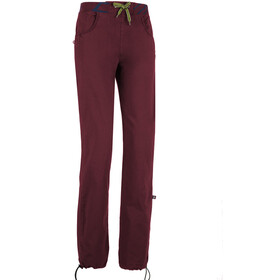 E9 Ammare Trousers Women magenta